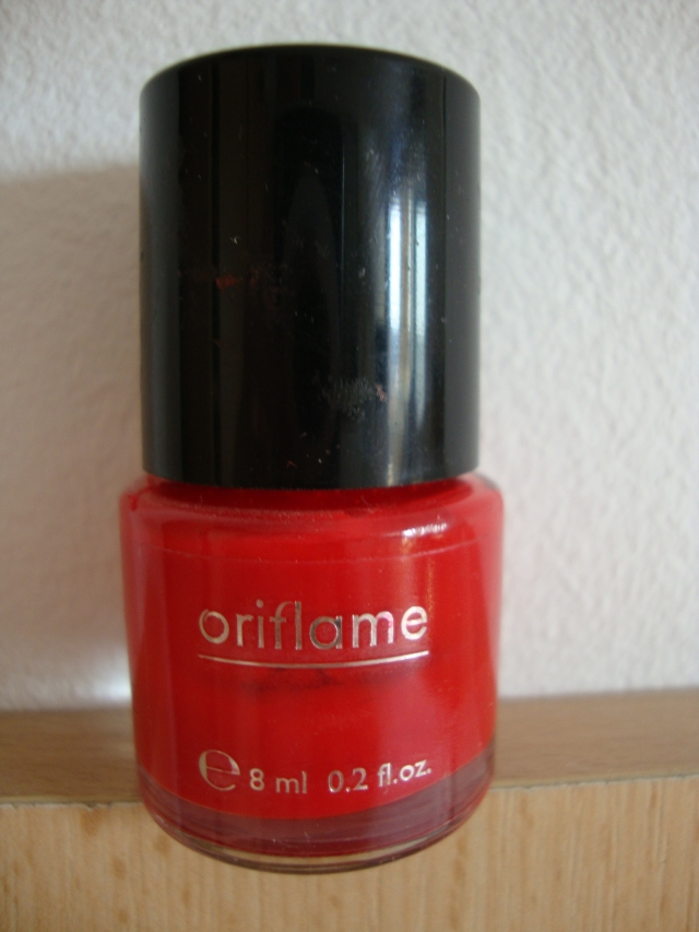 oja Oriflame Pure Colour Red