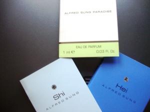 Monstre parfum Alfred Sung