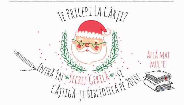Secret Santa versus Secret Gerila