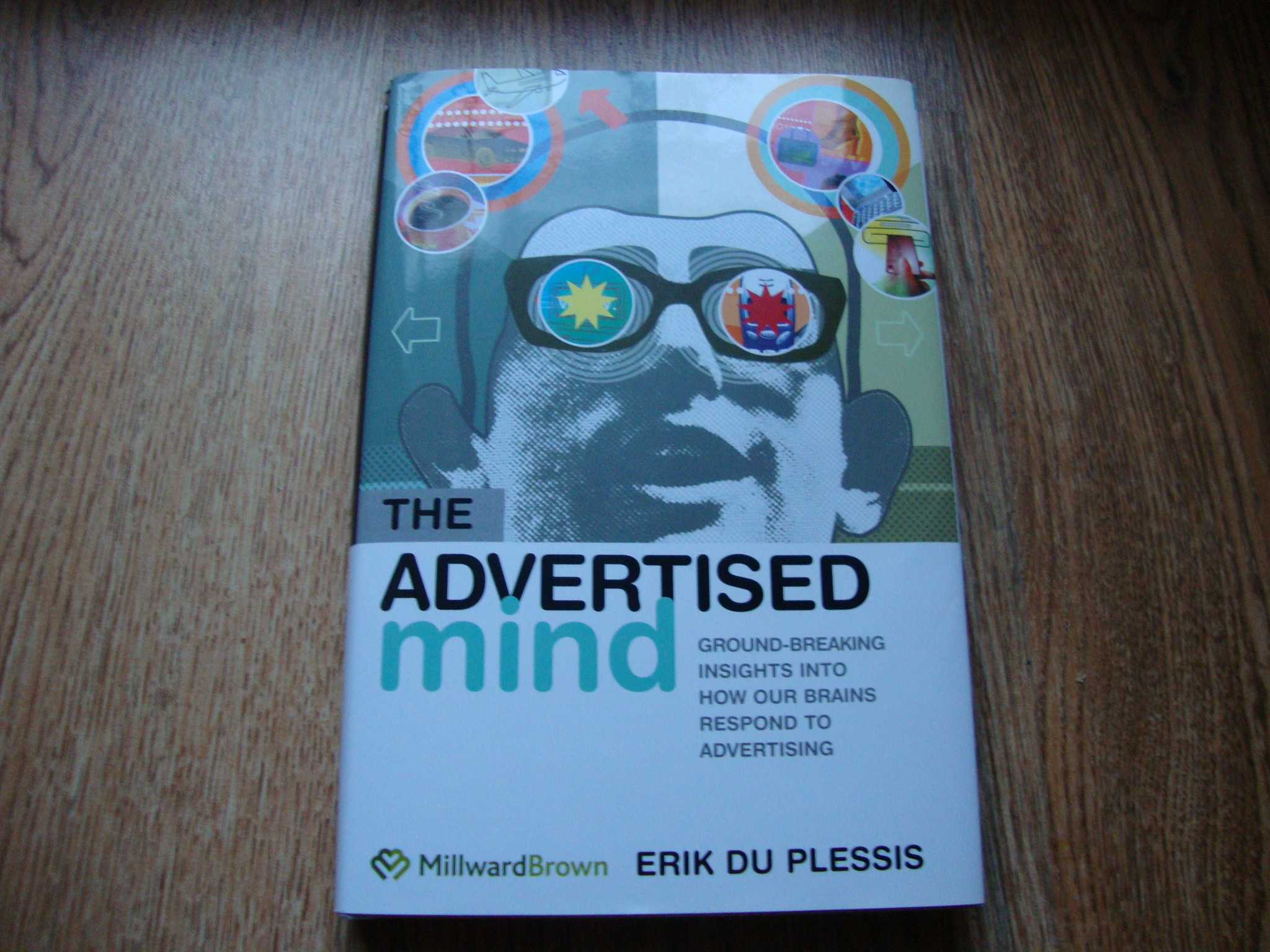 the advertised mind_book
