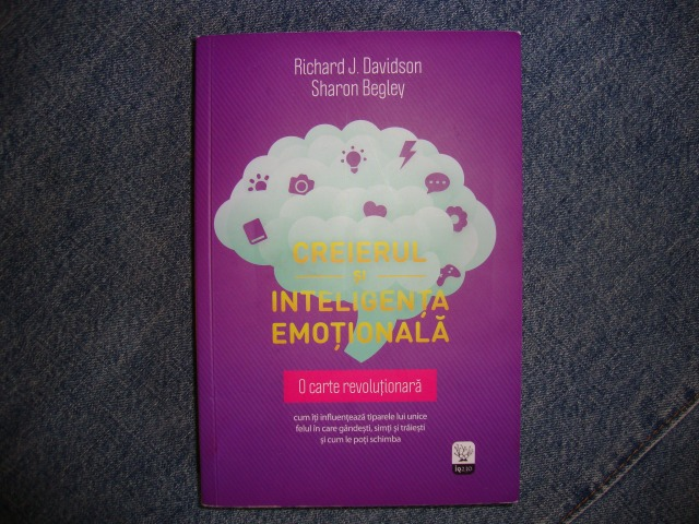 Creierul si inteligenta emotionala_coperta
