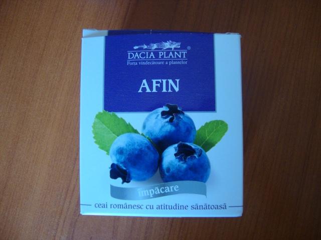 ceai de afin_dacia plant