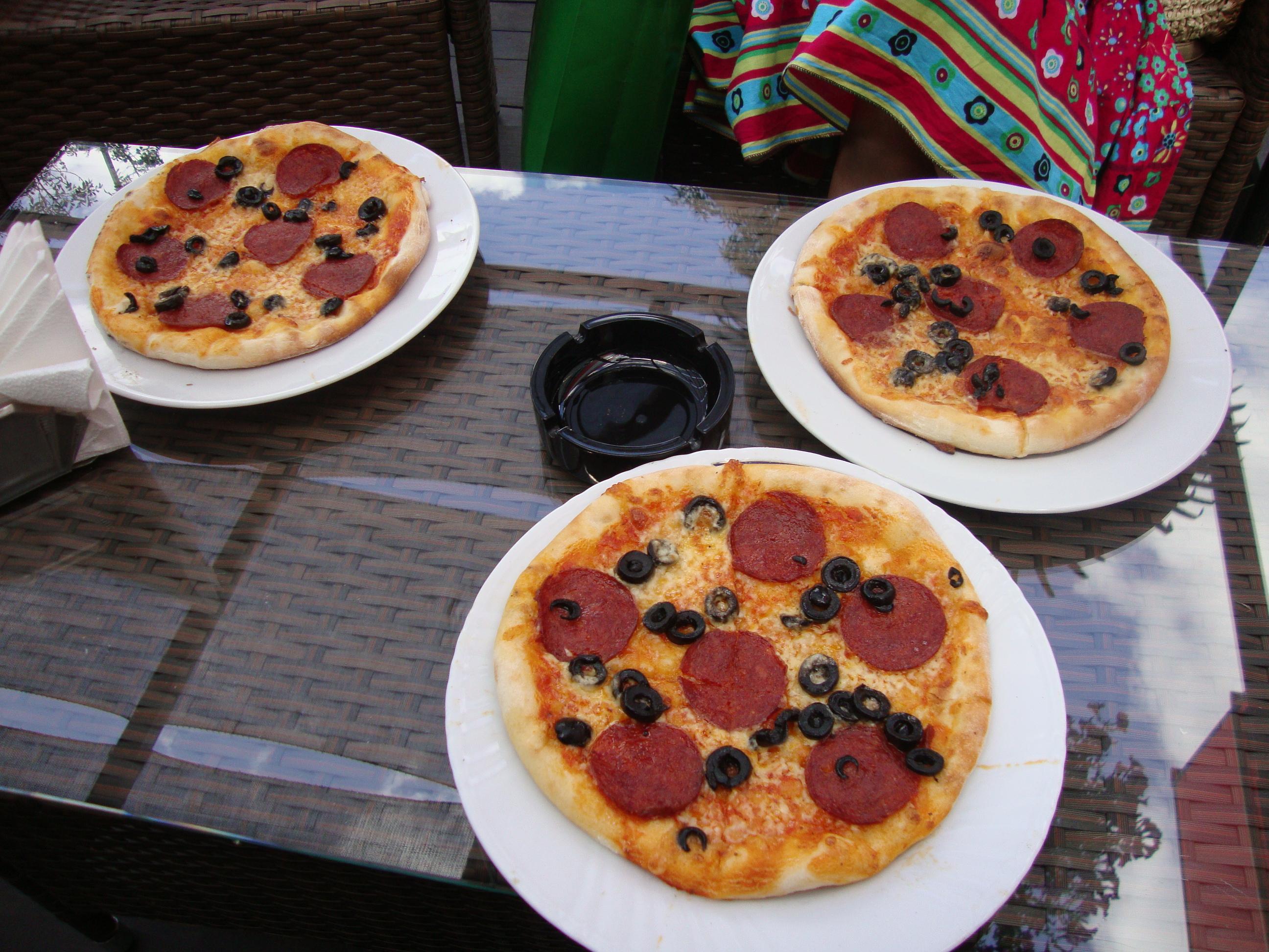 concurs mancat pizza