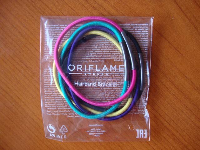 set elastice par_Oriflame