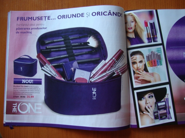 portfard_the one_Oriflame