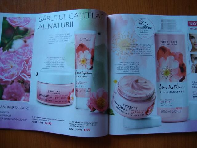creme trandafir salbatic_Oriflame