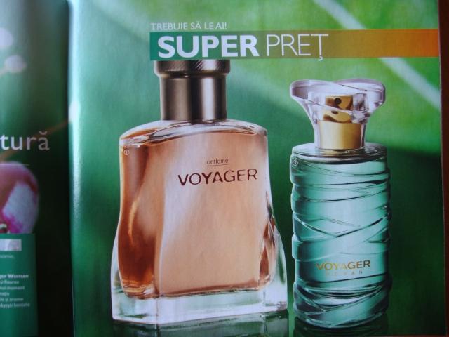 parfumuri colectia voyager pentru El&EA