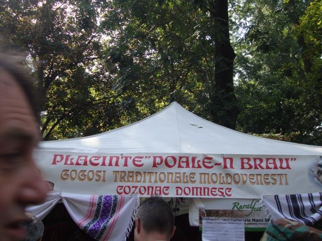 stand placinte poale-n brau-rural fest