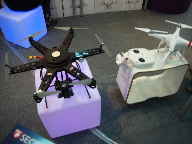 drone la IM World Mobile