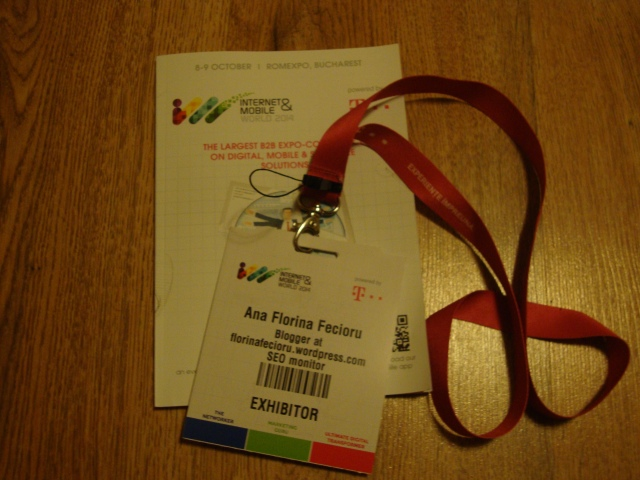 badge IM world mobile 2014